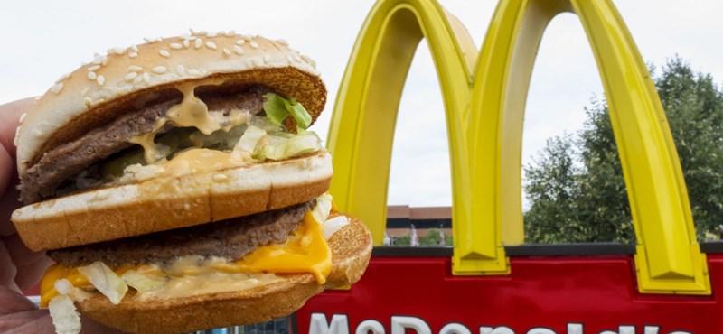 Elindult a McDonald's házhozszállítása Budapesten