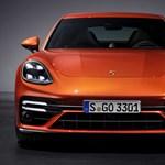 700 lóerő és zöld rendszám: itt a megújult Porsche Panamera