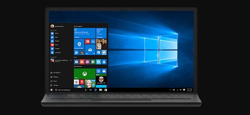 Épp most ünnepli 5. születésnapját a Windows 10