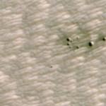 A mesterséges intelligencia fedezett fel új dolgokat a Marson, fotók is jöttek róluk