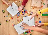 A Lego új, környezetbarát kockával rukkolt elő