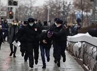 Újabb EU-szankciók várhatóak az oroszországi rendőri brutalitás miatt