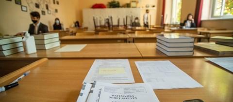 Túl nehéz volt a középszintű matekérettségi, már el is indítottak egy petíciót a ponthatárok csökkentéséért