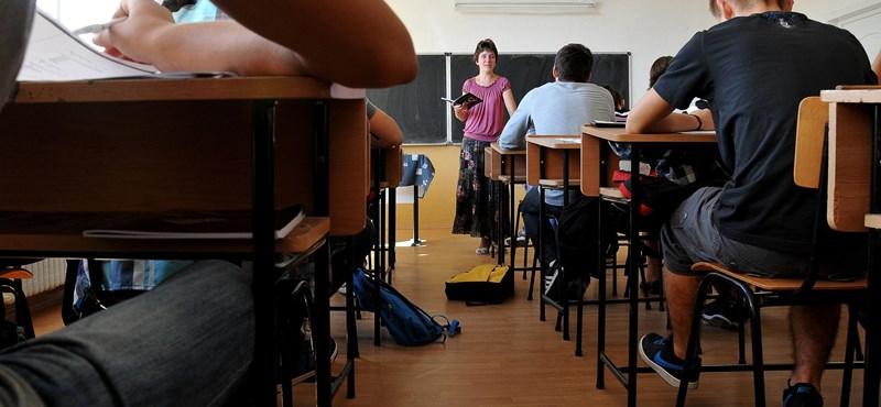 Újabb változás jövő szeptembertől: vége a tanári mesterszakoknak