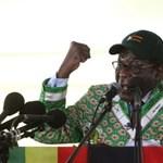Esze ágában sincs lemondania Zimbabwe durván túlkoros diktátorának