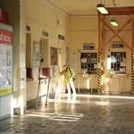 Közlekedési múzeum lesz a Kelenföldi vasútállomás régi épületéből