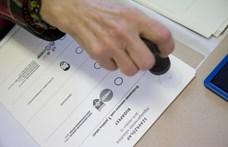 Ötven százalék körüli részvétellel zárt az ország