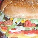 A világ legnagyobb hamburgere Ausztráliában