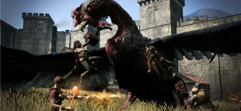 Napi videó - Dragon's Dogma videóteszt