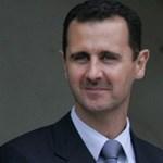 A szír elnök nagyon berághatott az amerikaiakra