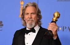 Jeff Bridges bejelentette, hogy limfómával kezelik