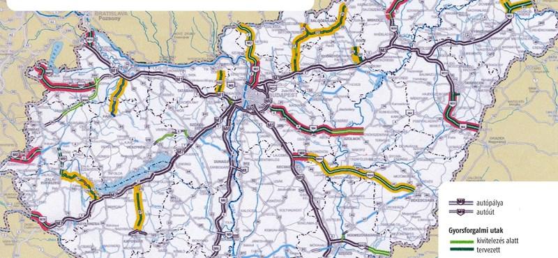 Autóklub: veszélyes gyorsútnak minősíteni a tervezett utakat