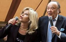 Plágium miatt perli Balázs Klárit egy francia zeneszerző, az énekesnő elismerte tettét