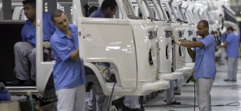 Most először kevesebb bért fizetne a Volkswagen Slovakia