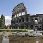 Ókeresztény nekropoliszt találtak Rómában