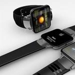 Ilyen lehet az Apple órája, az iWatch 2
