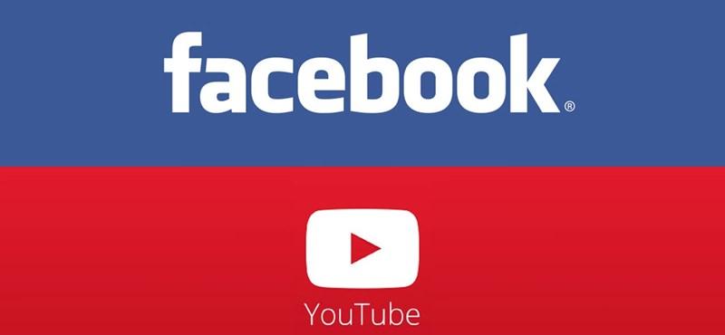 Ha így folytatja a Facebook, akkor ön sem a YouTube-on fogja nézni a legjobb videósokat