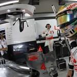 Hamilton Red Bull-verésre készül Indiában