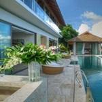 Tengerparti luxus - egy egzotikus és modern nyaraló