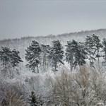 Ma is folytatódhat a havazás