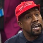 Kanye West beszólt Jennifer Anistonnak: A Jóbarátok nem volt vicces