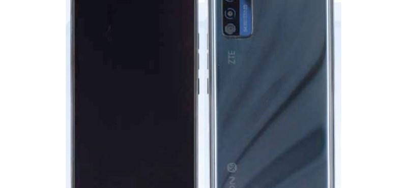 Jön az első olyan telefon, amelynél a kijelző alatt van a kamera