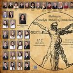 """Zseniális osztálytabló készült Debrecenben, """"mozognak"""" a diákok képei"""