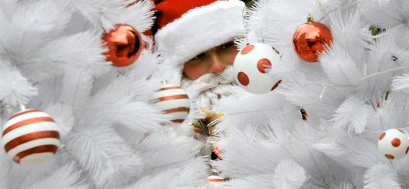 Miért pont most van karácsony?