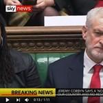 """""""Stupid woman"""" – Corbyn lehülyézte a brit miniszterelnököt a parlamentben"""