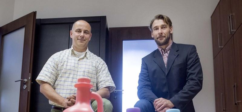 Magyar biomosószer mosná le a multik ismert márkáit