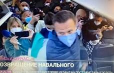 Navalnij úton van Oroszországba