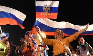Megszűnt a vébéláz Oroszországban