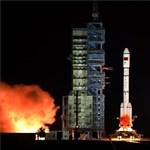 Kína fellőtte az űrbe a Mennyei Palotát