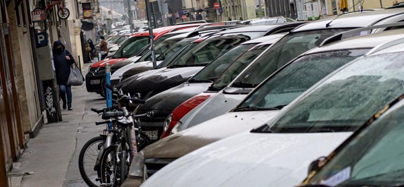 """""""Volt, hogy két órát keringtem, mire találtam helyet"""" - a lakókkal tökéletes kiszúrás az ingyenes parkolás"""