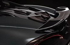 Lekapják a tetőt a McLaren új sportkocsijáról