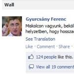 Brékó: Gyurcsány beköltözött a miskolci Avasra