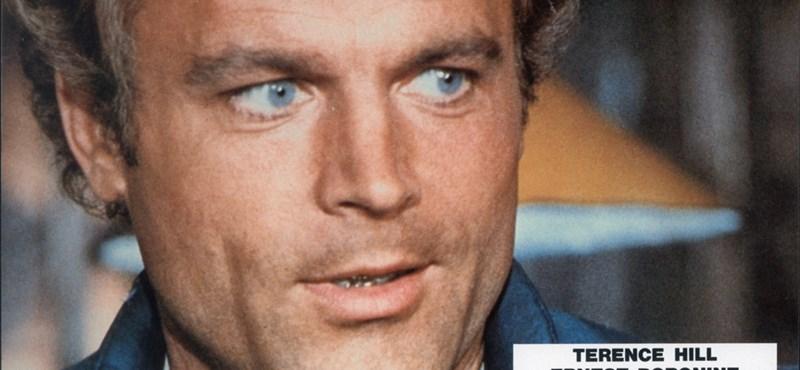 Terence Hill filmet forgat Bud Spencer emlékére
