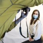 Iskolai tablójukon is maszkot viselnek a nyíregyházi diákok