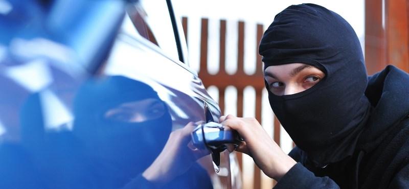 Vádat emeltek a trükkös autópálya-tolvaj ellen