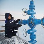 Az oroszok csökkentették a nyomást az ukrajnai gázvezetékekben