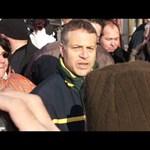 Videó: Az első politikus, aki a taxisok mellé állt