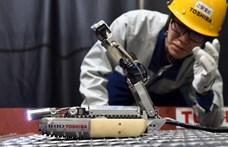 Be tudnak menni a robotok a felrobbant atomerőműbe, de kérdéses, kijönnek-e
