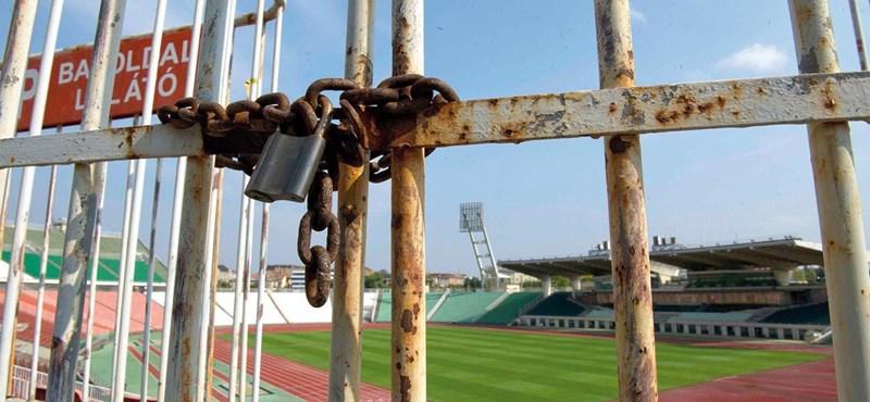Orbán személyesen felügyeli a Puskás-stadion építését
