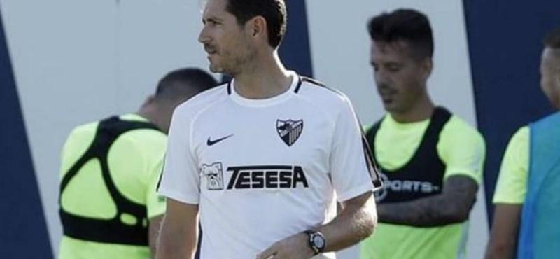 Szexvideója miatt megbukott a Malaga edzője