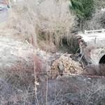 Már 13 éve figyelmeztettek, hogy leomolhat a piliscsabai híd