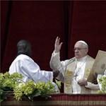 Urbi et Orbi: a szíriai békét sürgette a pápa