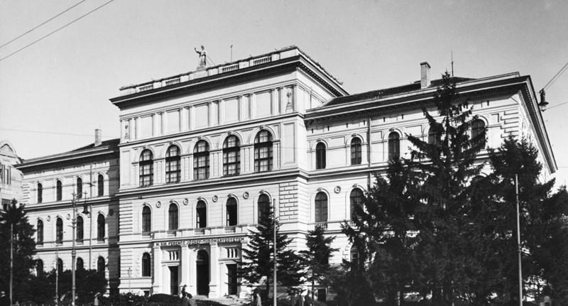 Ilyen volt a Szegedi Tudományegyetem régen: fotók