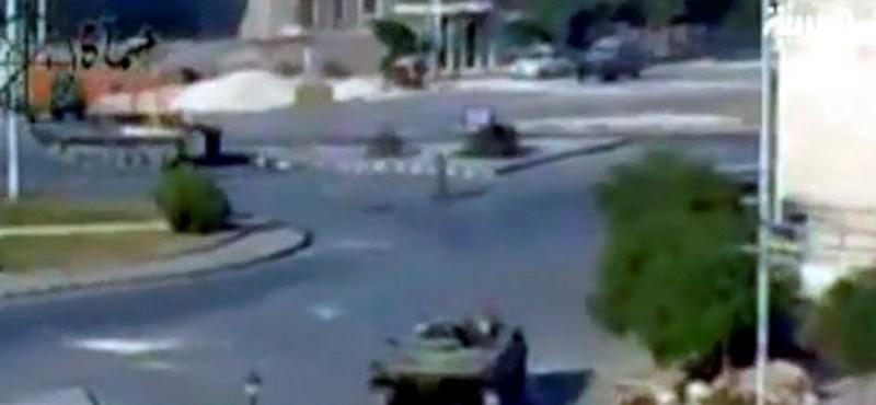 """""""Egyértelműen fel kell lépni"""" - Ashton ENSZ-döntést sürget Szíria ügyében"""