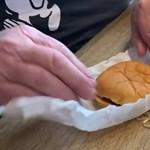 Így néz ki egy mekis hamburger 20 év után