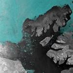 10 évnyi káprázatos kép egy műhold lencséjén keresztül